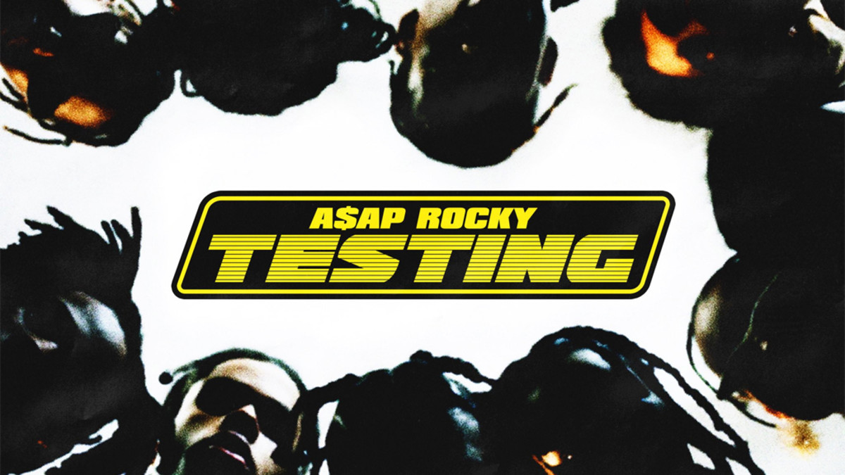 Image result for ASAP ROCKY- Testing