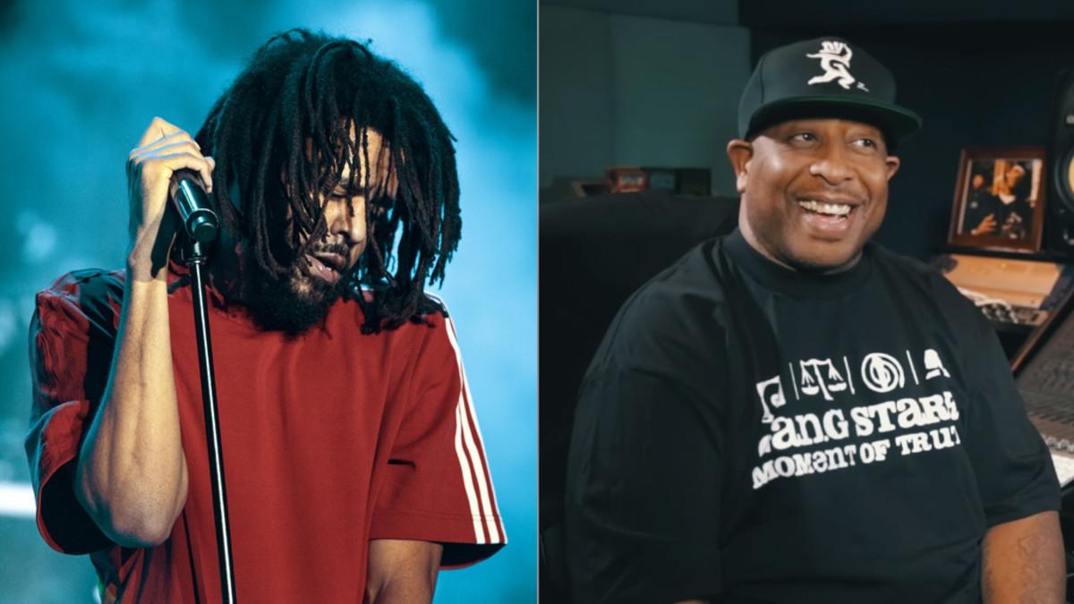 """DJ Premier releases a remix of J. Cole's """"1985"""""""
