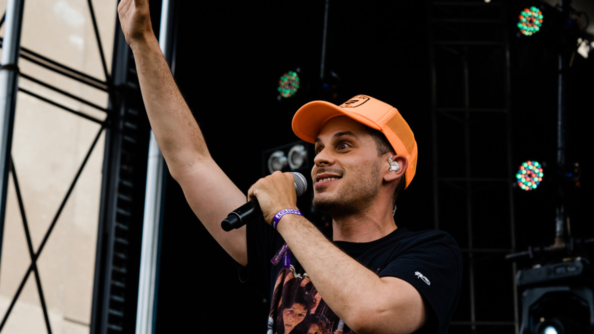 Evidence at Soundset, 2018