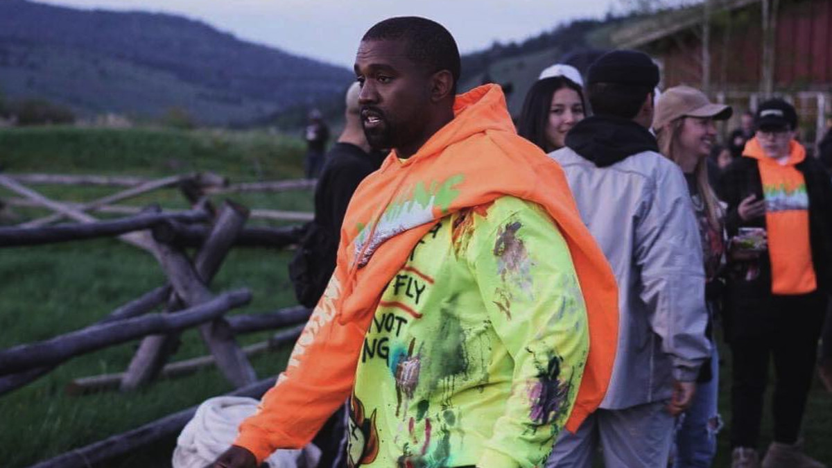 Kanye West, Wyoming