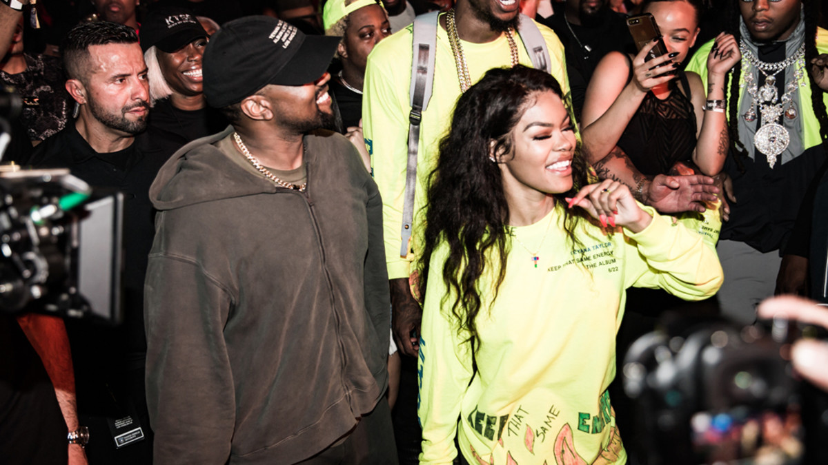 Teyana Taylor: Kanye Released Unfinished Version of 'K.T.S.E.'