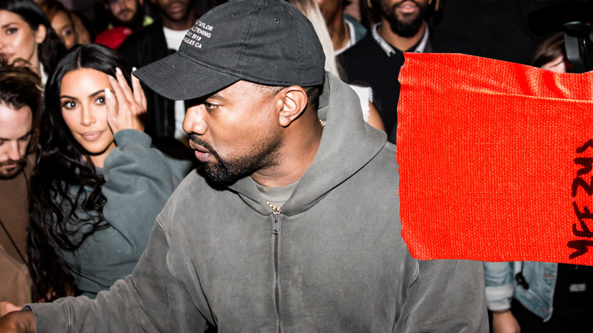 Kanye Wrote 'ye' in Eight Days, But Half of 'Yeezus' Was