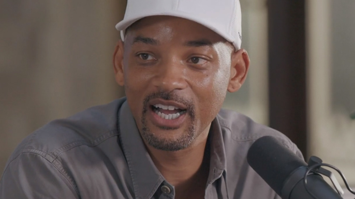 Will Smith Tells the Story About the First $1,000 He Made From Rapping