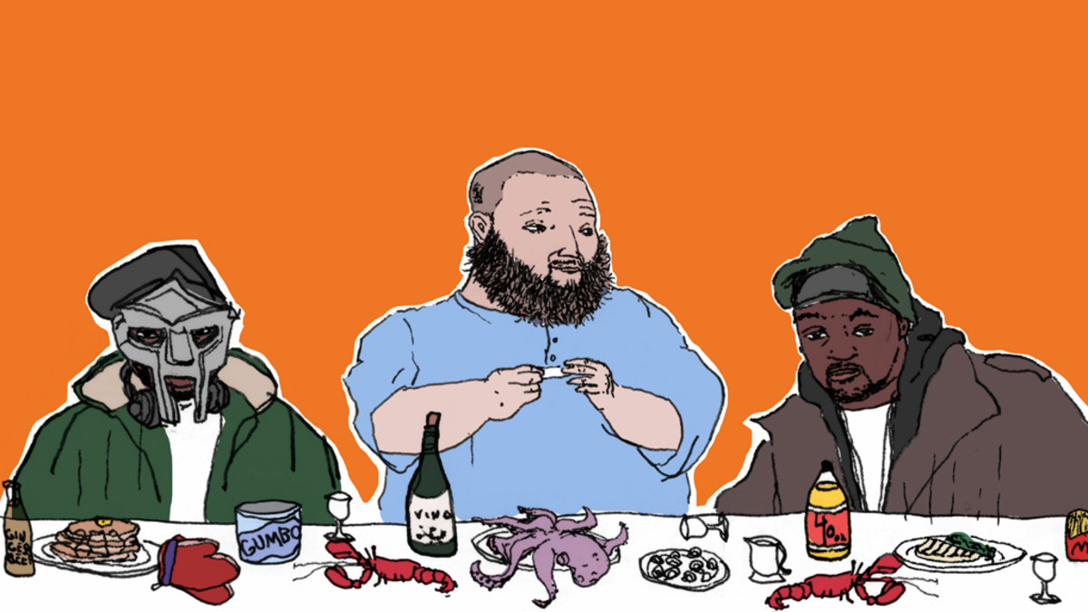 Rap's 5 Best Food Writers, Ranked