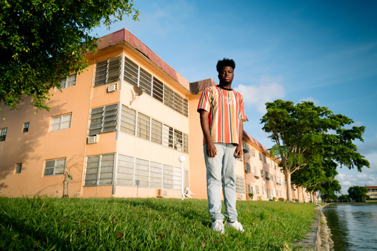 Interview: Sylvan Lacue