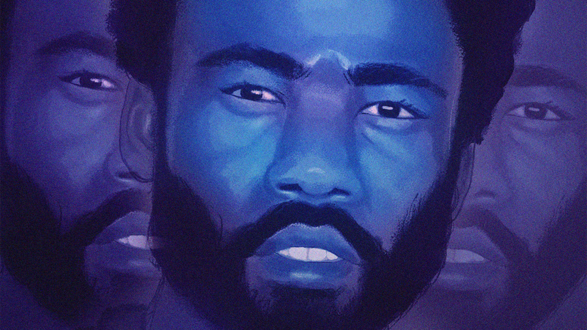 Childish Gambino Finally Has Everyone's Attention, But He Doesn't Know What to Do With It