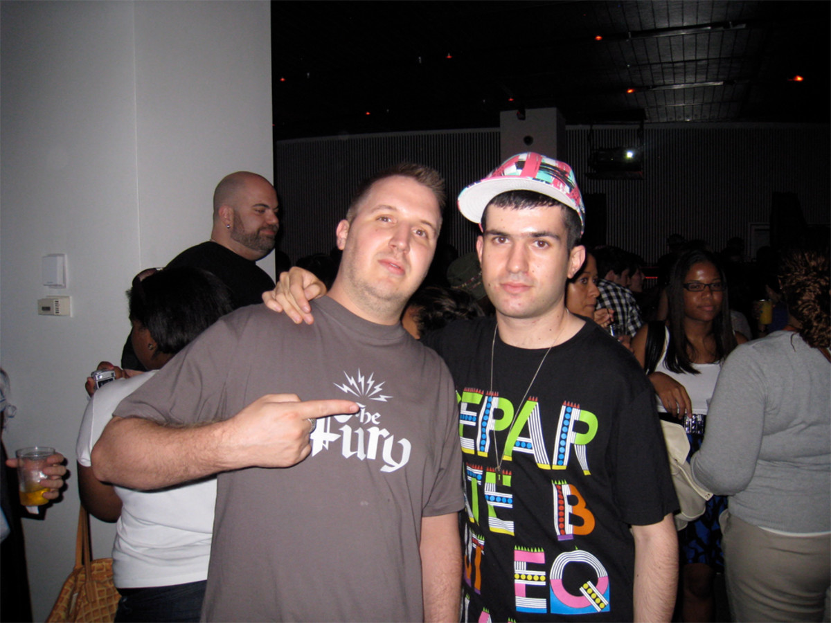 """A-Trak: """"I do remember spotting Paul Rosenberg at the event. Paul was Eminem's manager. That surprised me. It was indicative that people were starting to notice Cudi in the industry."""""""