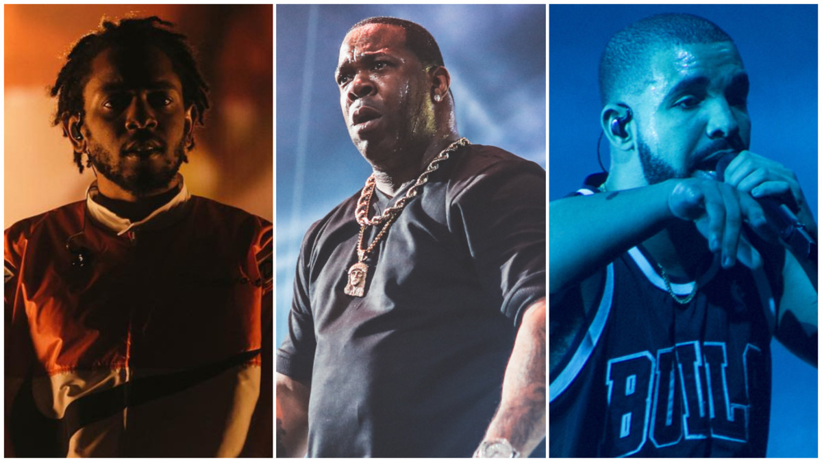 Busta Rhymes Offers Explanation for Why Kendrick Lamar is More Respected Than Drake