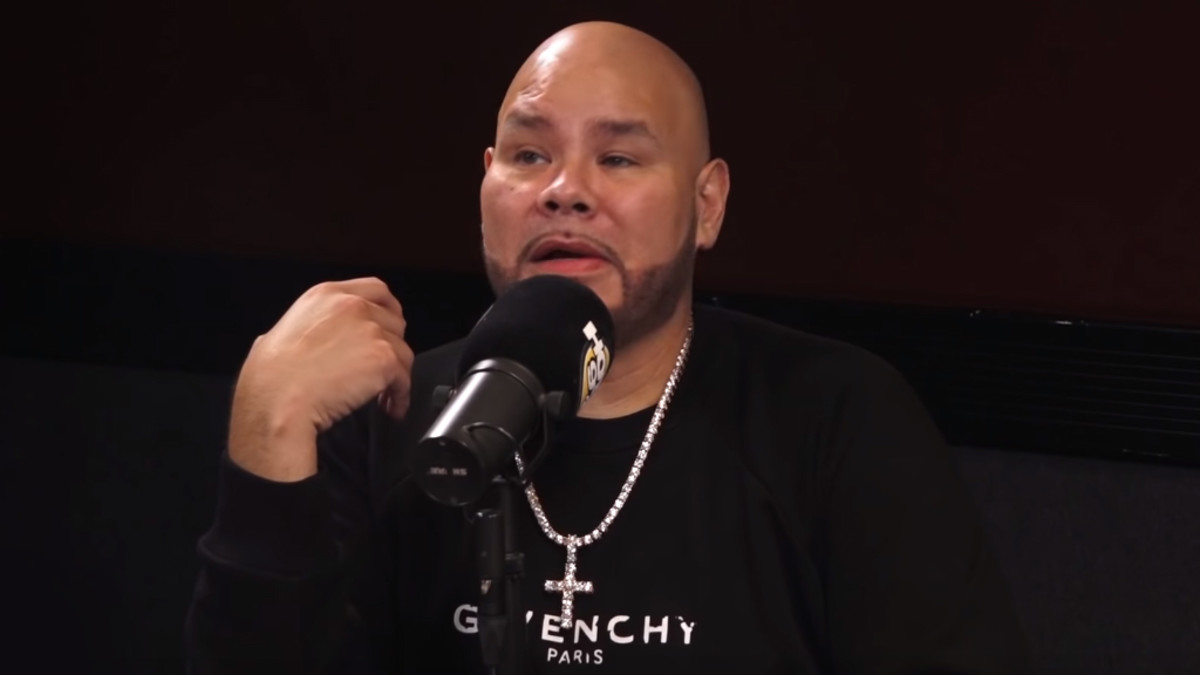 "Fat Joe on Battling Depression: ""I Know Coming Outside When the Sun Is Dark"""
