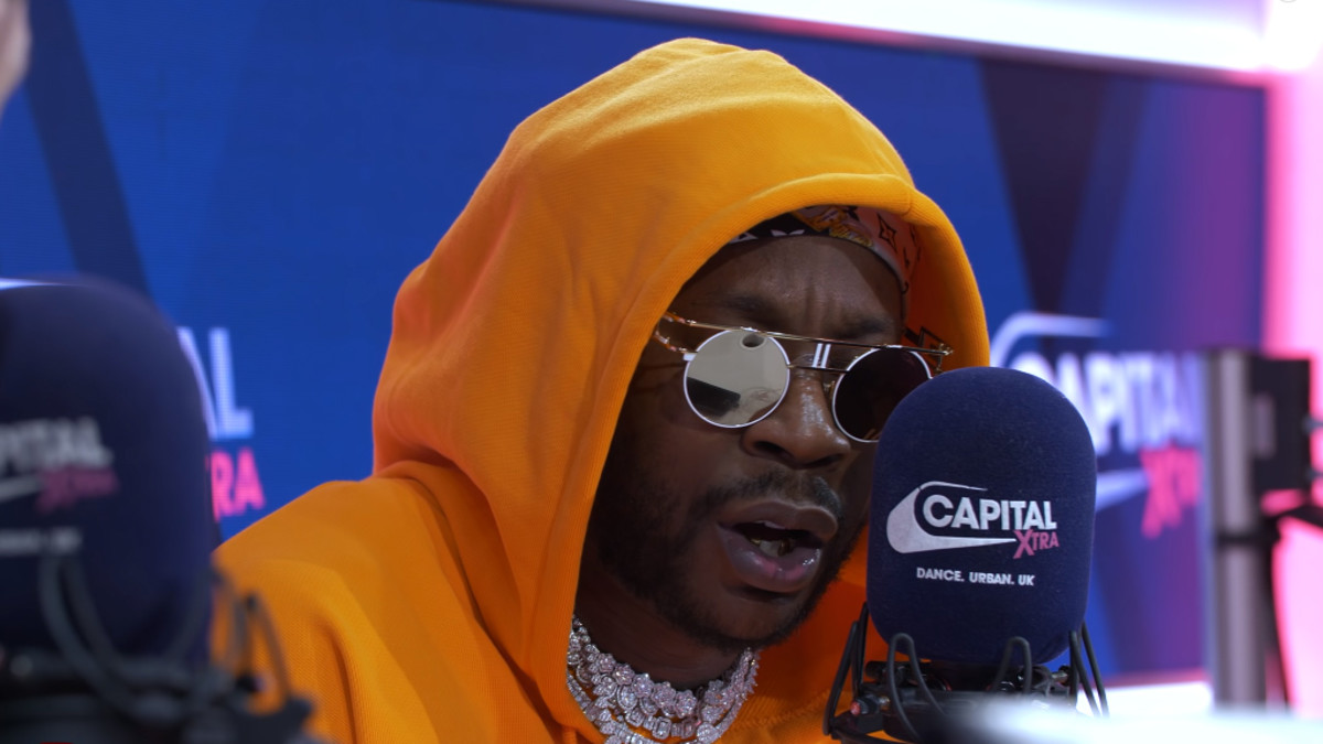 "Tim Westwood Tells 2 Chainz Why ""It Gets No Bigger Than Eminem"" in the UK"