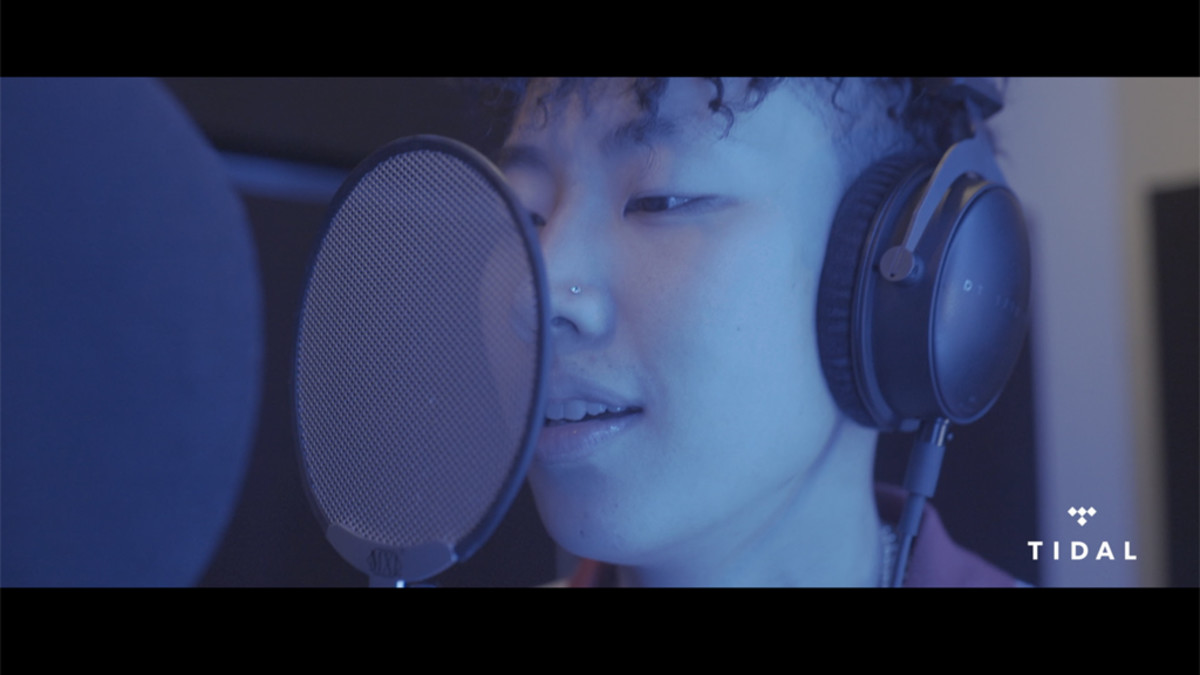 Jay Park Bless The Booth Freestyle, 2018