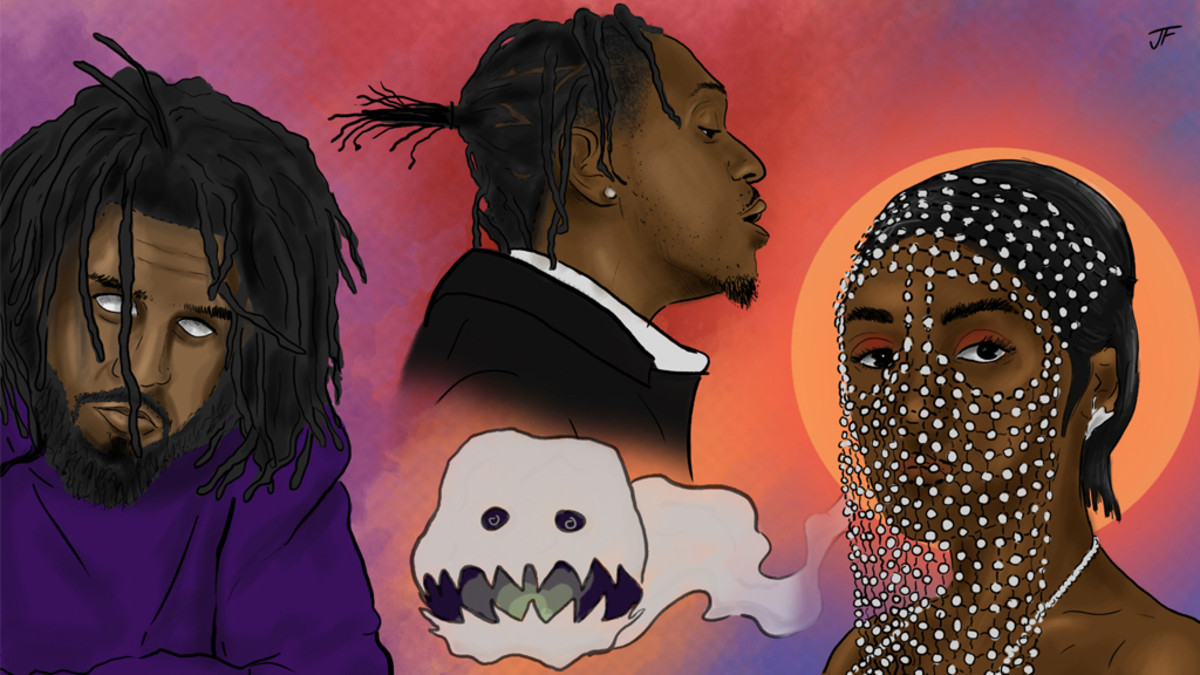Best hip-hop and R&B albums of 2018, ranked