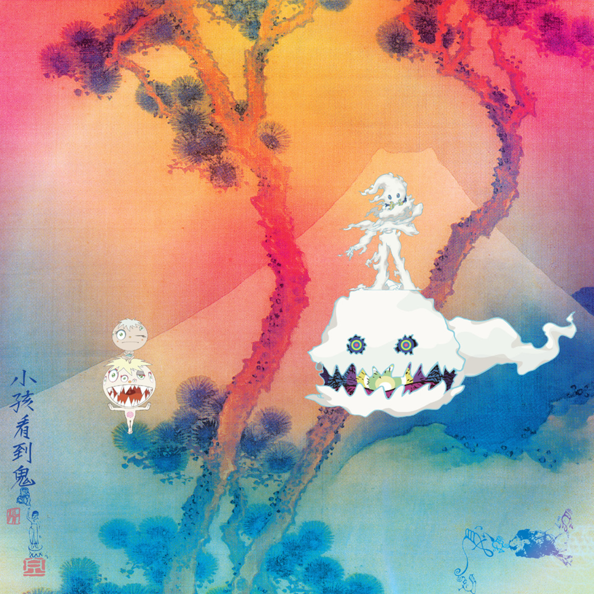 kids-see-ghosts-kids-see-ghosts-album-art