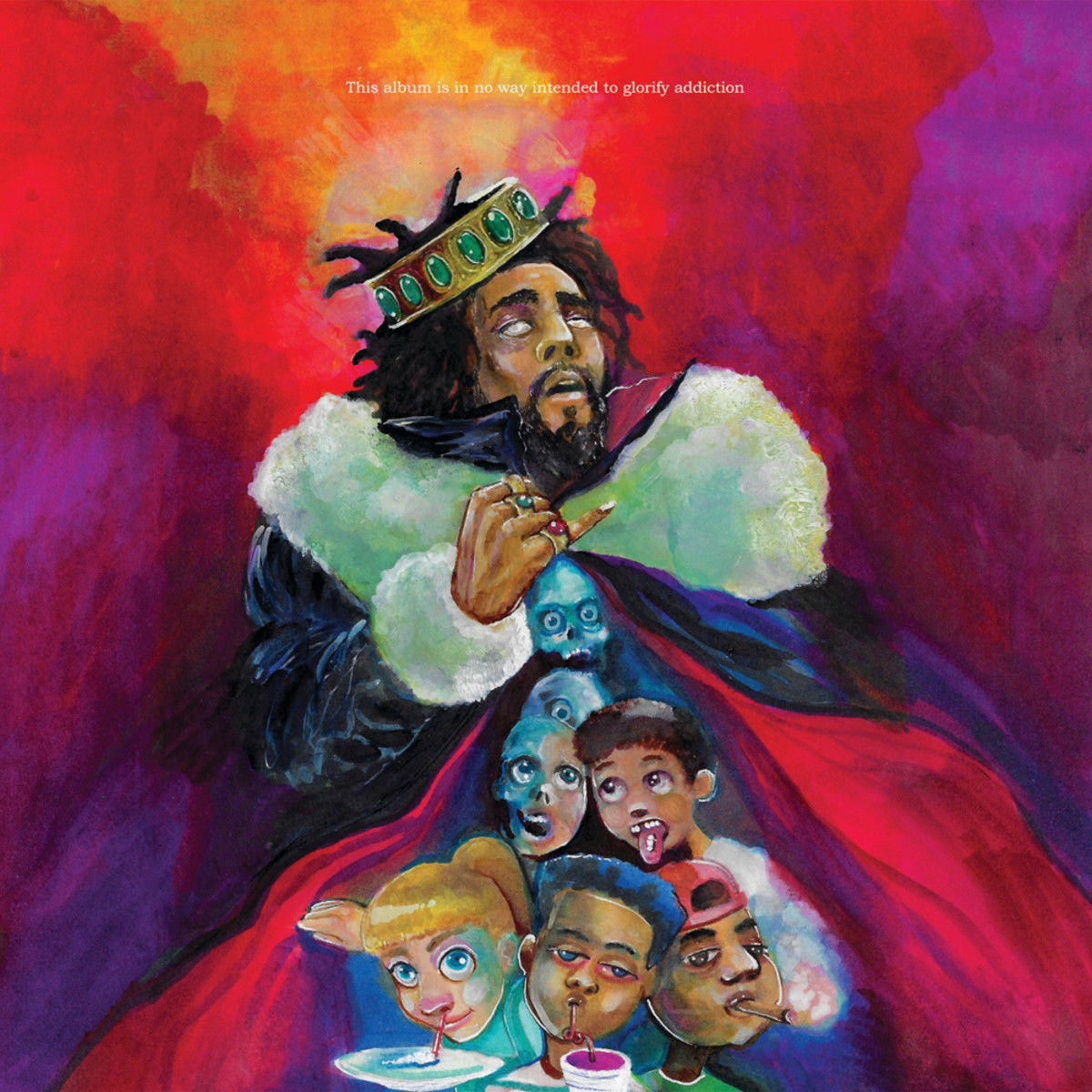 j-cole-kod-album-art