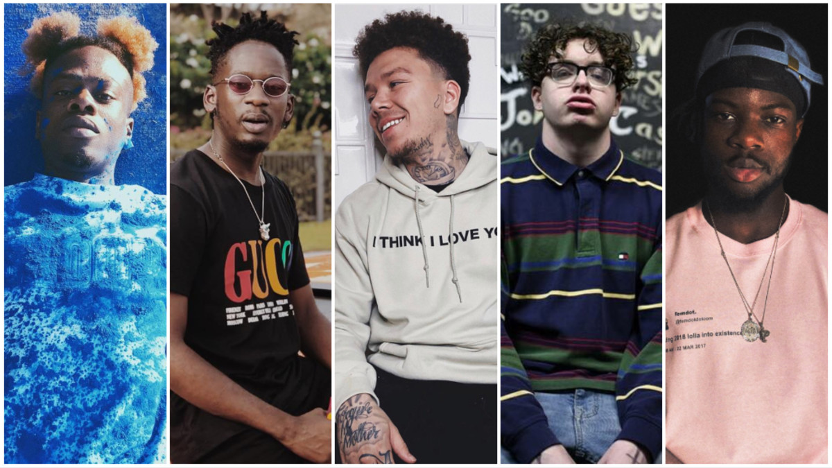 5 NEW SCHOOL ARTISTS ON THE IMPACT OF THEIR FAVORITE CLASSIC RAP SONGS