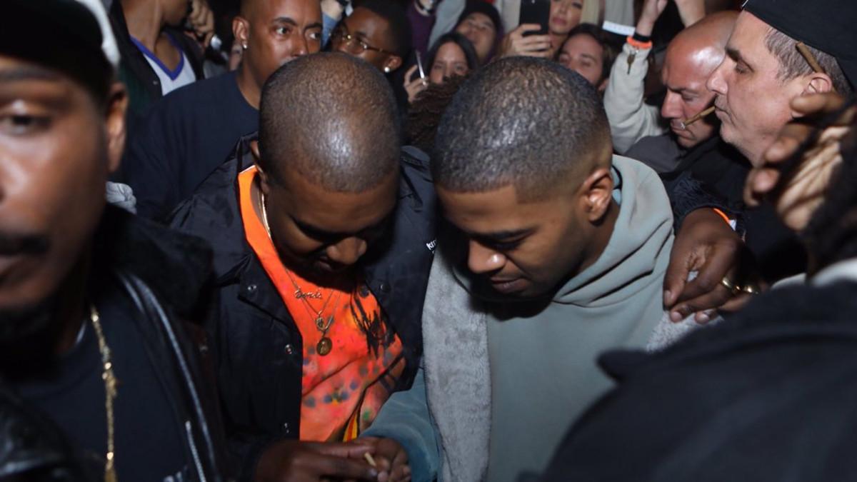 Kid Cudi Thought Kanye Was Joking When Asked Him to Make 'KIDS SEE GHOSTS'