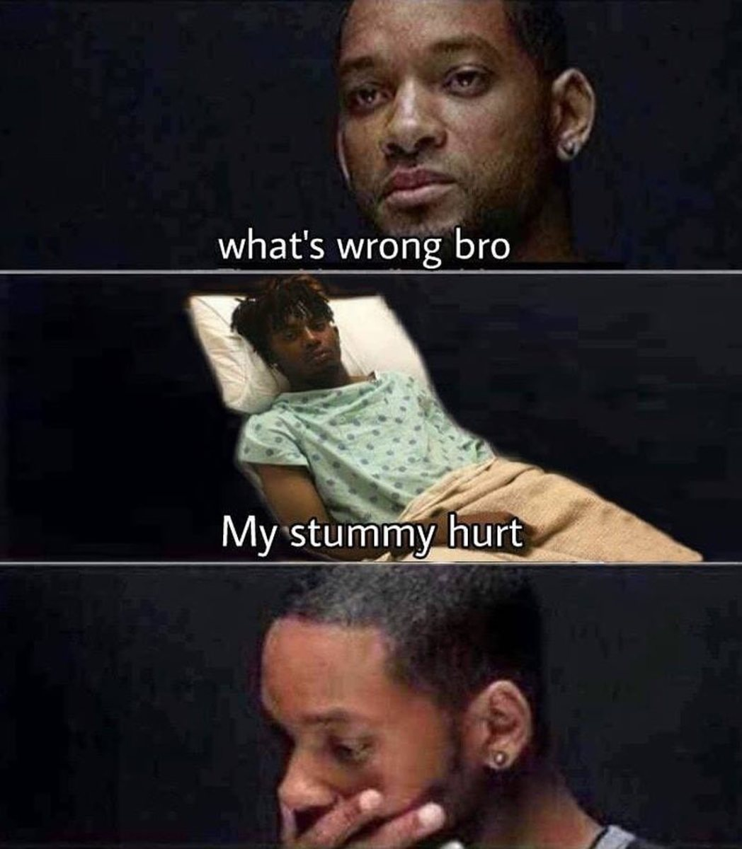 stummy-hurt