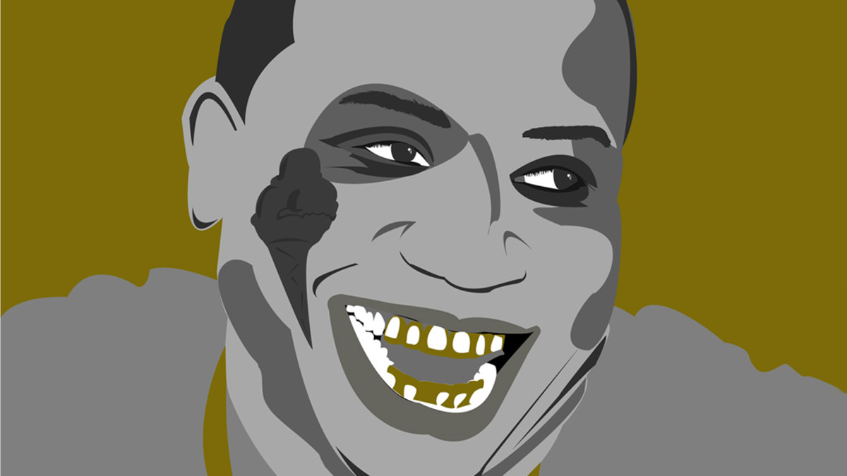 Gucci Mane illustration
