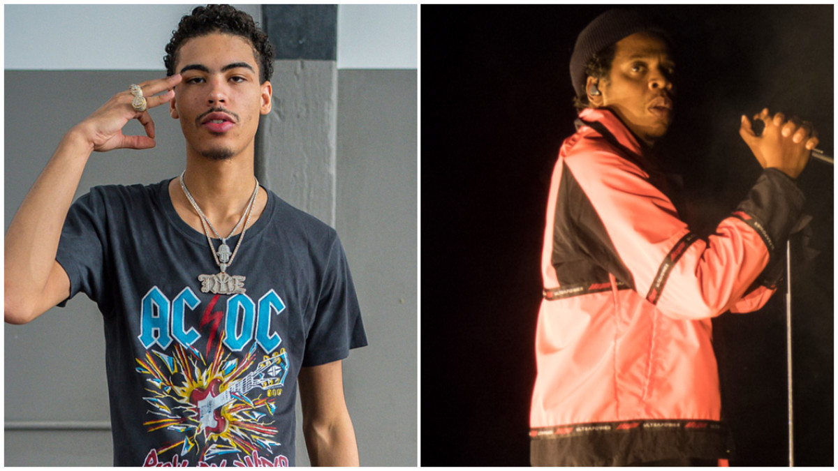 Jay Critch Dreams of Working with JAY-Z