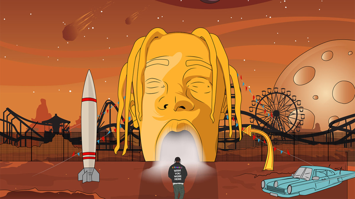 abec49ac3705 Wish You Were Here: 'ASTROWORLD,' Nostalgia, & Learning to Enjoy the Ride