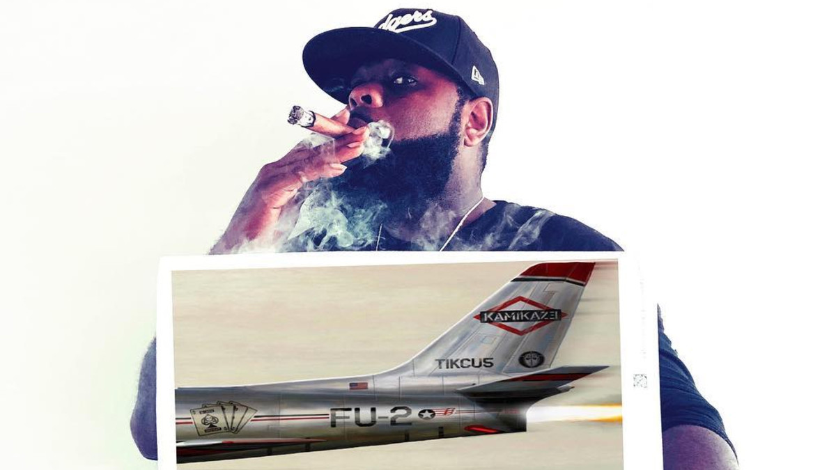 Crooked I Responds to Negative Reviews of Eminem's 'Kamikaze' Album