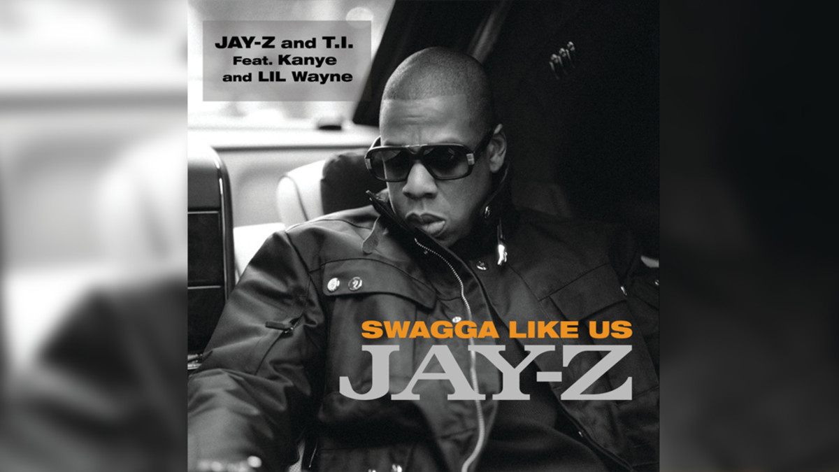 JAY-Z Swagger Like us artwork