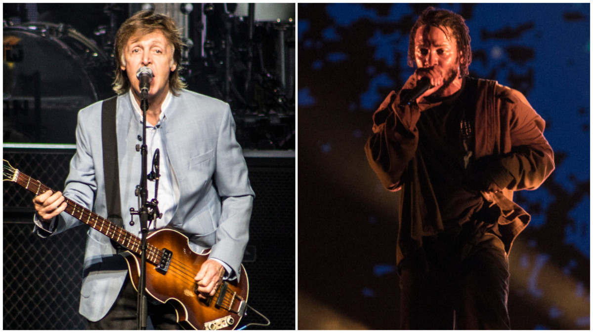 "Paul McCartney Still Doesn't Know What Kendrick Lamar Did on ""All Day"""
