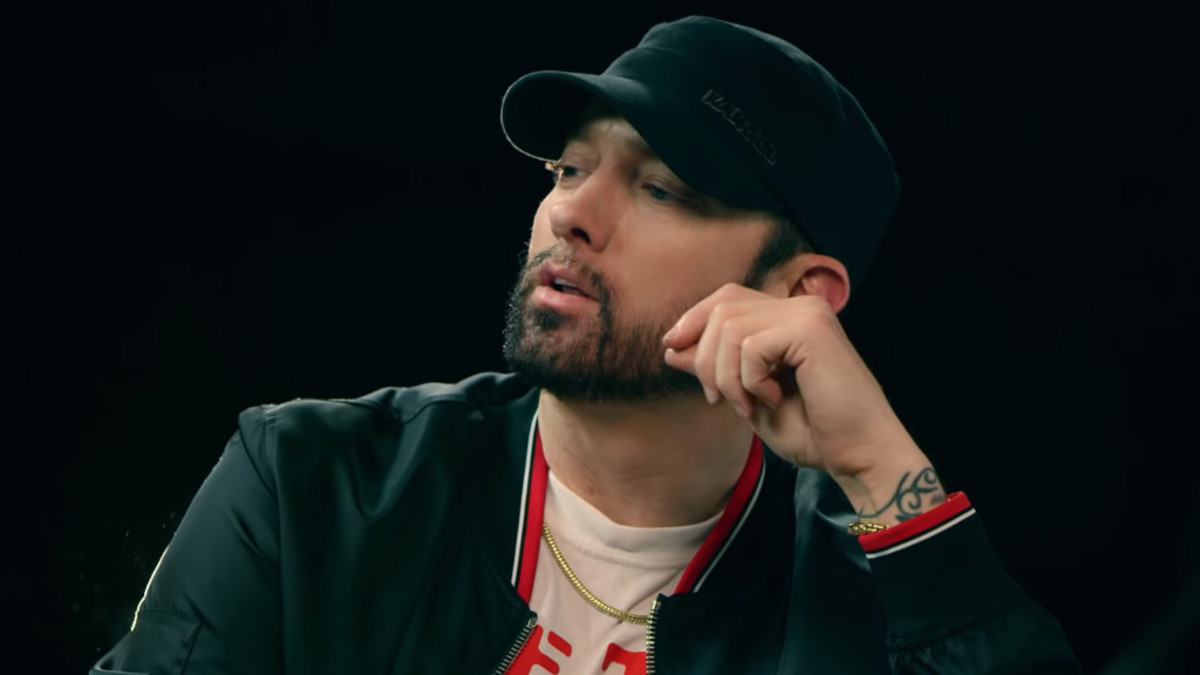 "Eminem on His Artistic Direction: ""What the Fuck Do People Want?"""