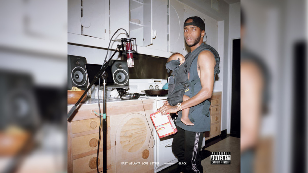 6LACK 'East Atlanta Love Letter' 1 Listen Album Review - DJBooth