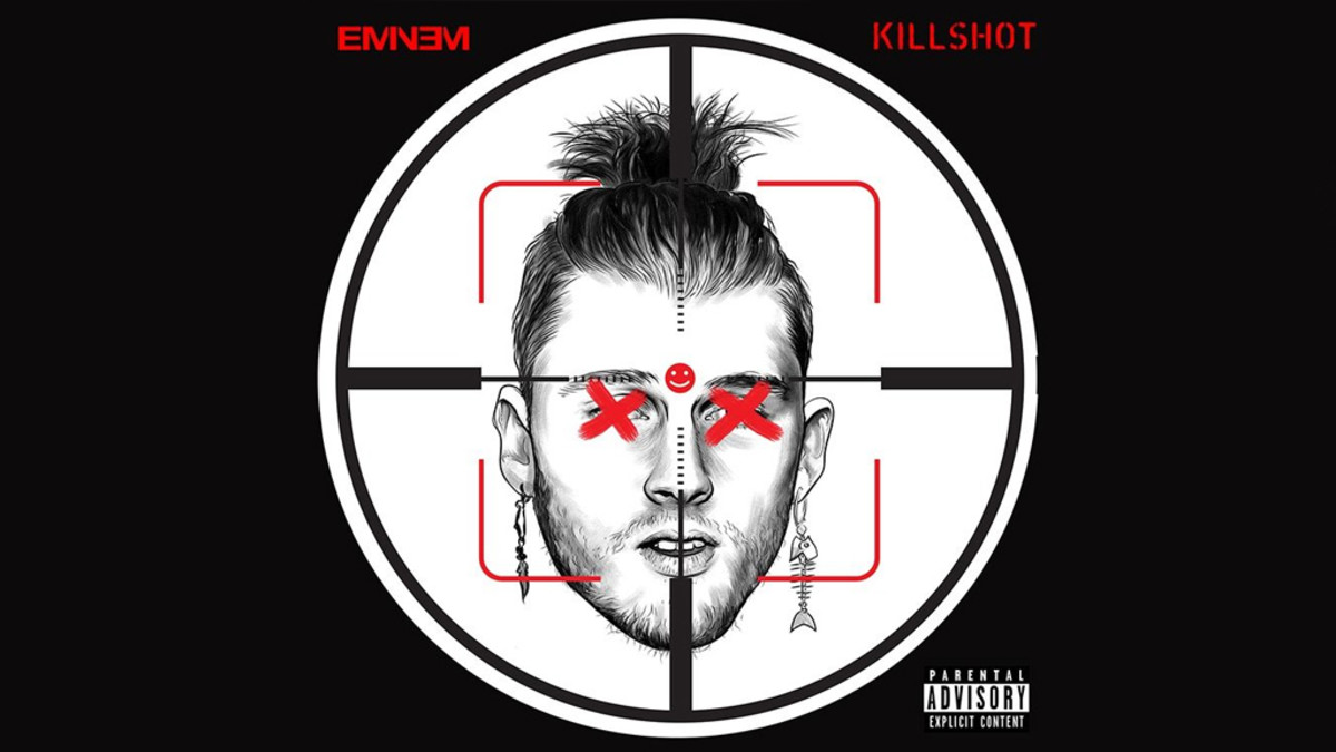 "Eminem ""KILLSHOT"" Staff Reaction"