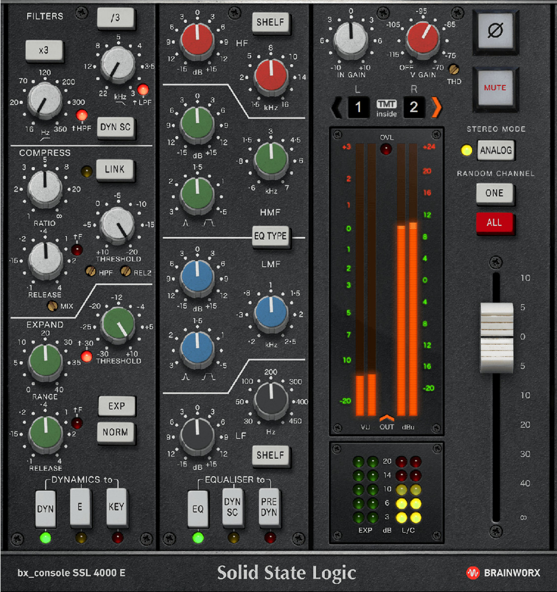 Plugin Alliance BX Console SSL 4000 E & G Review