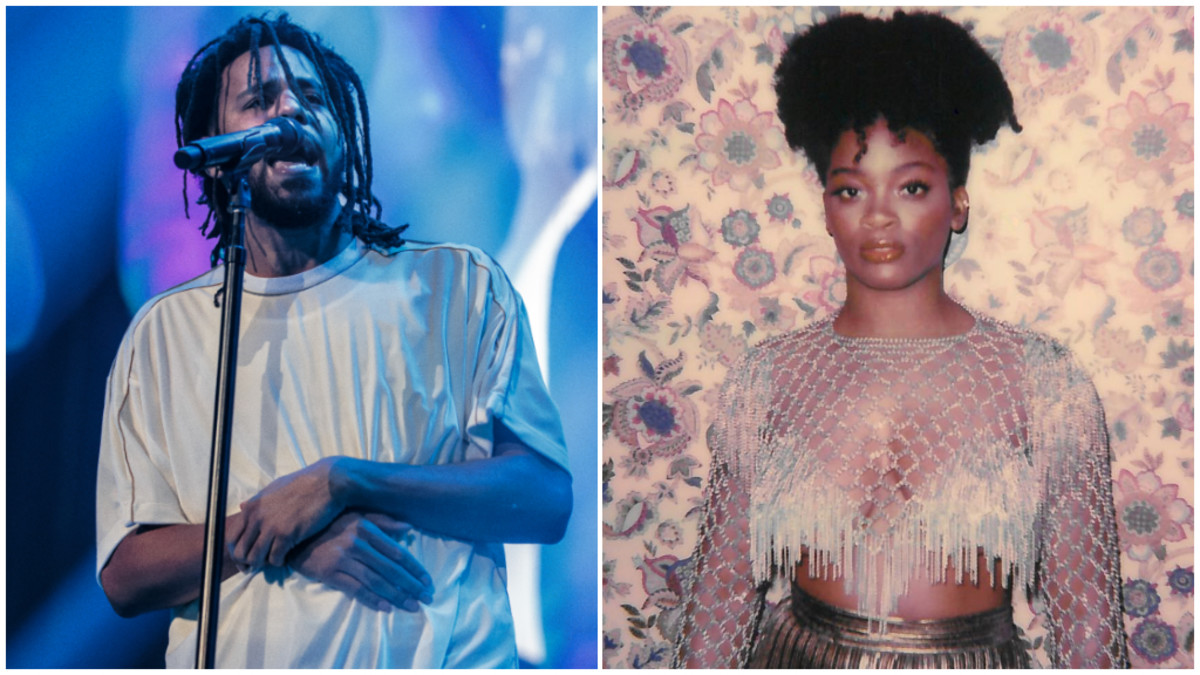J. Cole Helped Ari Lennox Face Her Fear of Flying