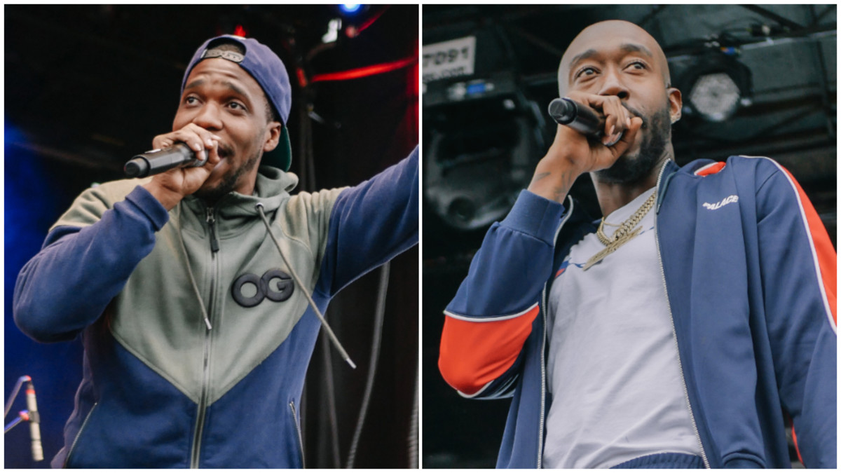 Curren$y & Freddie Gibbs' Long-Awaited Joint Project, 'FETTI' is Done