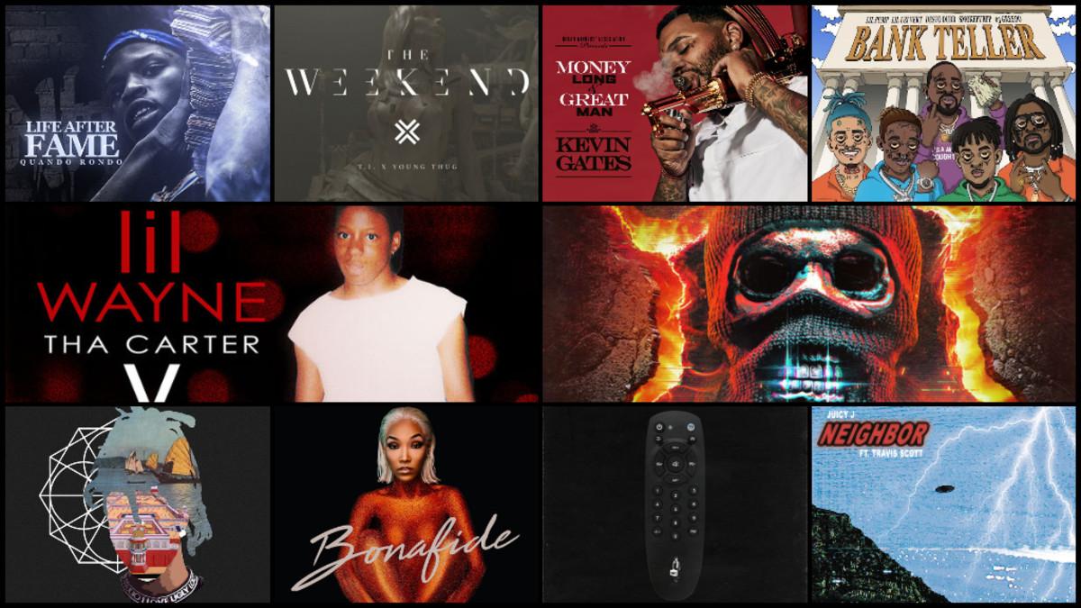 10 New Hip-Hop Songs You Need This Week - DJBooth