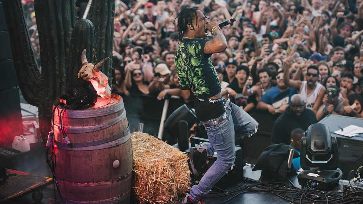 Why Does The World Love Travis Scott Djbooth