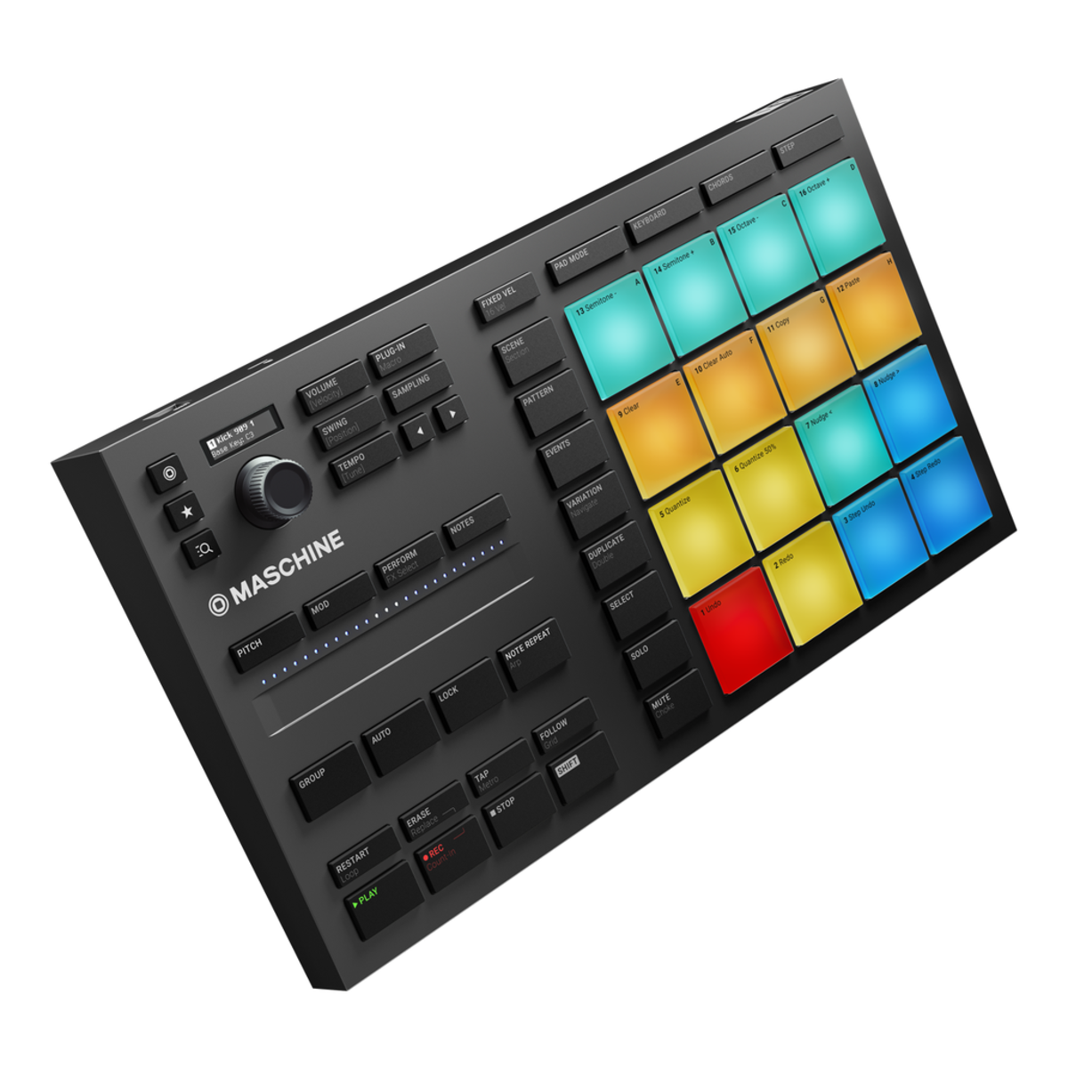 review native instruments maschine mikro mk3 djbooth
