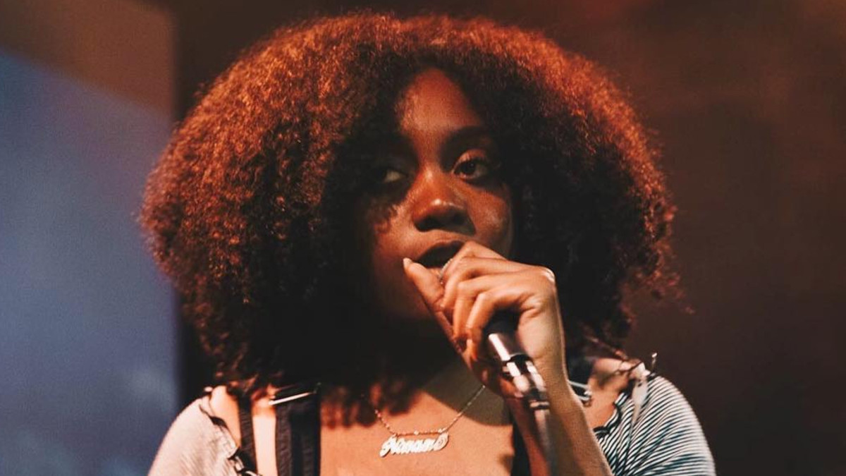 Noname to Update 'Room 25' cover art