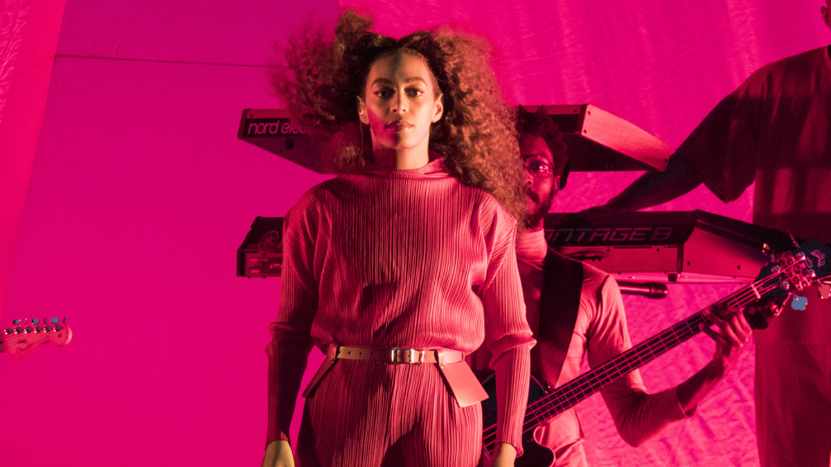 "Solange Reveals 'A Seat at the Table' Was Originally Composed of ""Many"" 15-Minute Songs"