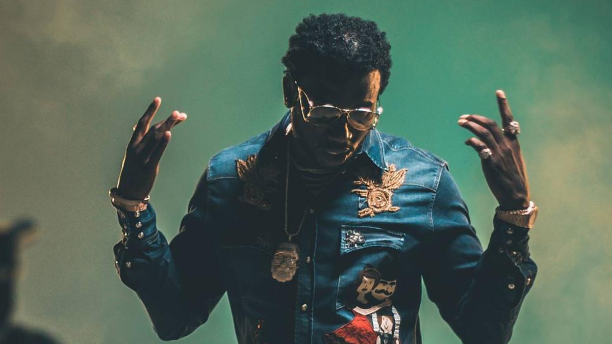 Gucci Mane, 2017