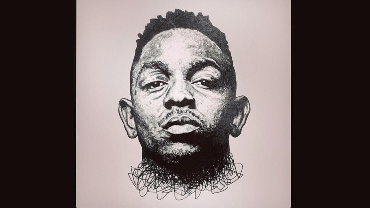 Kendrick Lamar, art, 2013