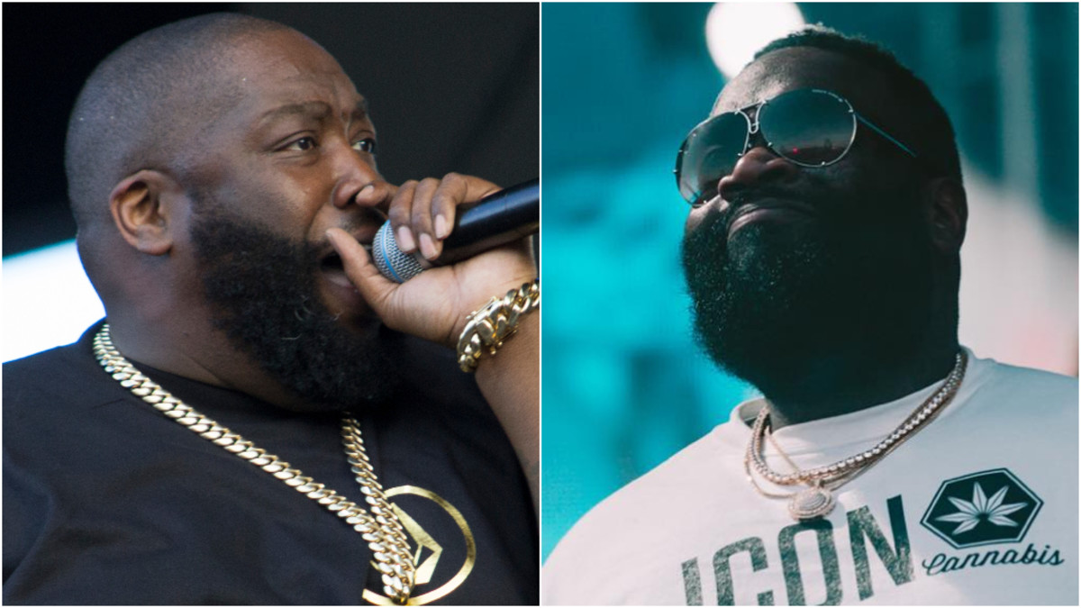 Killer Mike Explains Why Rick Ross Is One of His Favorite Rappers