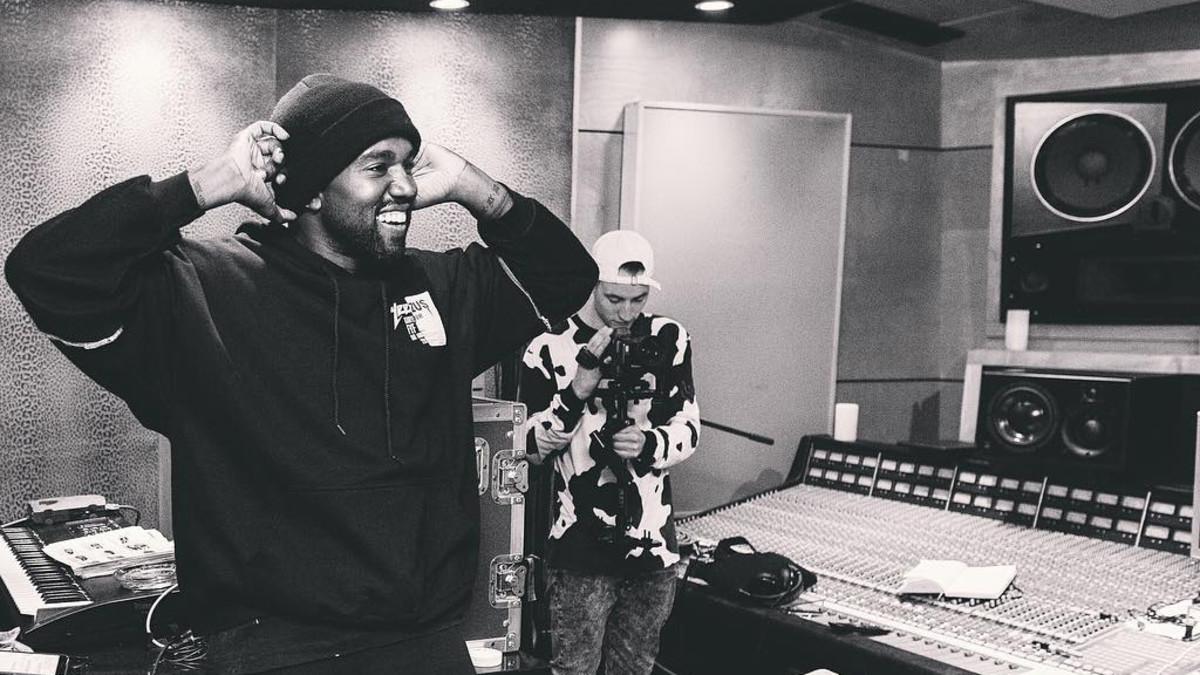 Kanye's Original 'My Beautiful Dark Twisted Fantasy' Album