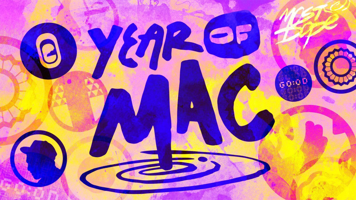 Year of Mac, DJBooth, 2018