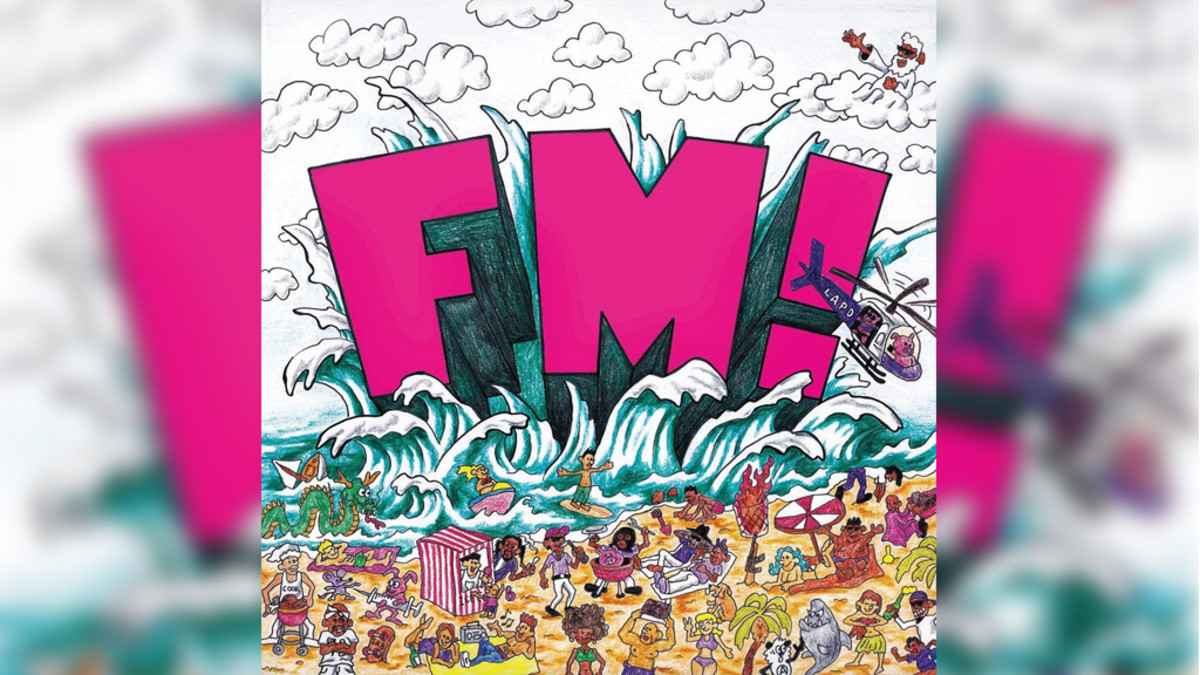 Vince Staples 'FM!' album review, 2018