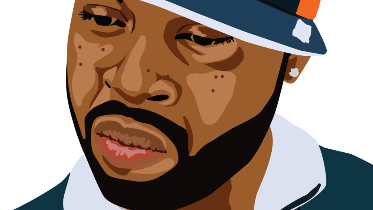 J. Dilla illustration by Pierce Victor