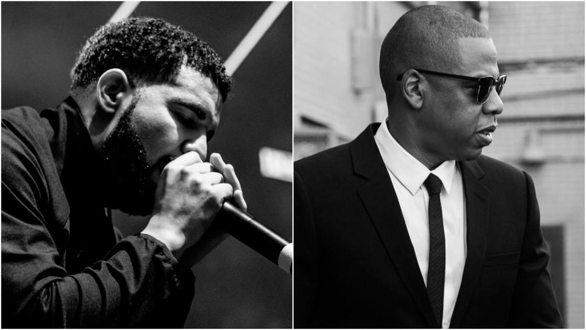 Drake, JAY-Z