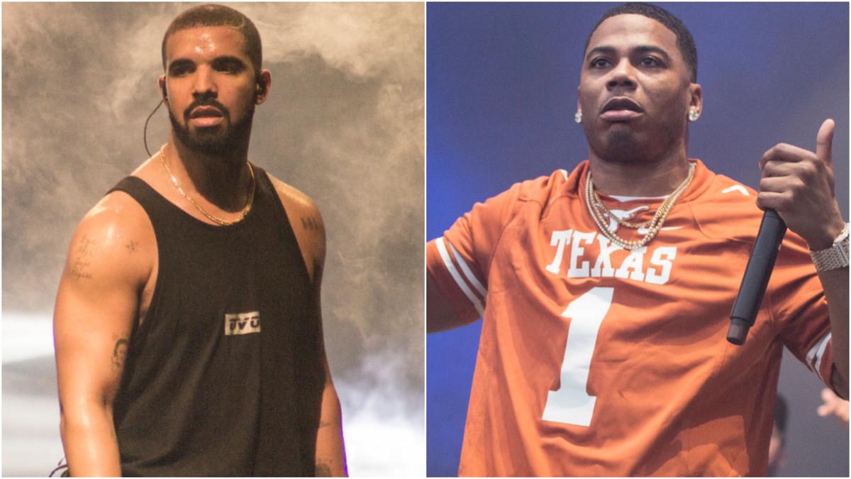 Peak Drake vs. Peak Nelly