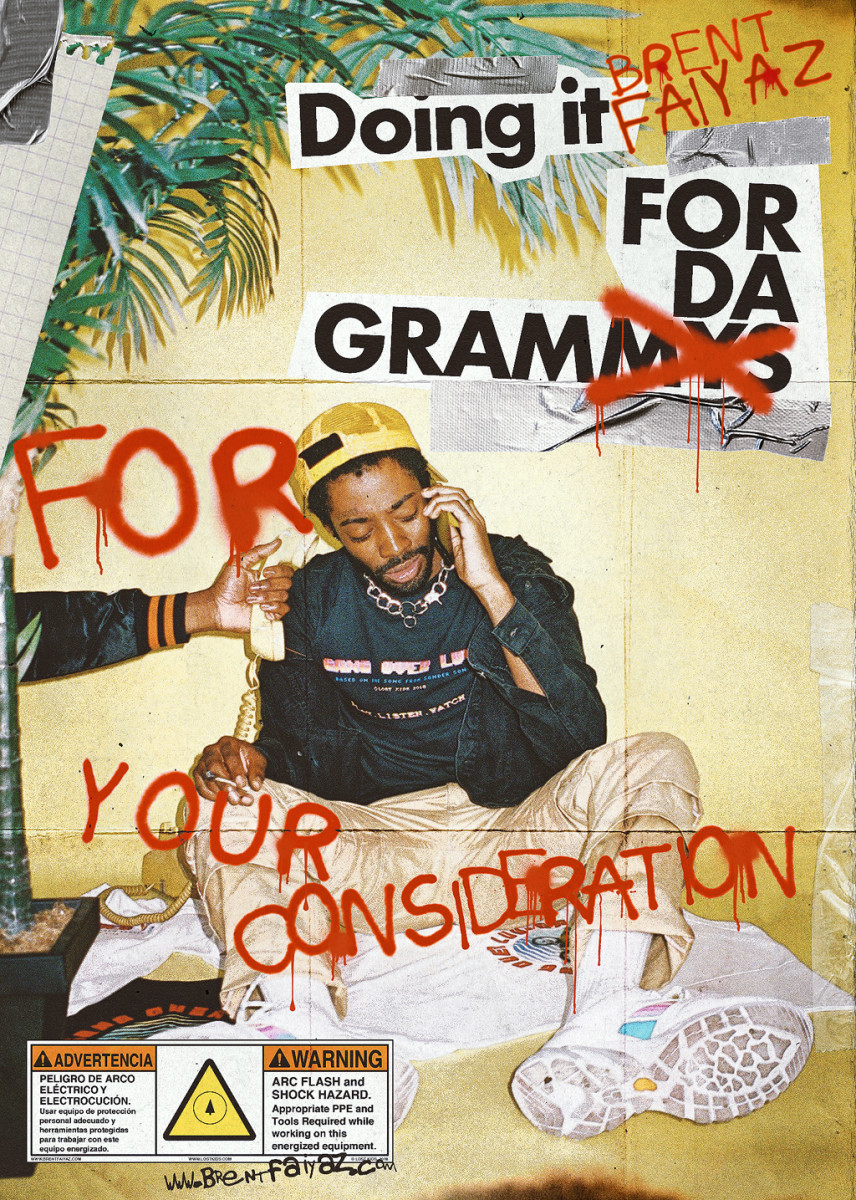 "How Brent Faiyaz is Making ""For Your Consideration"" History"