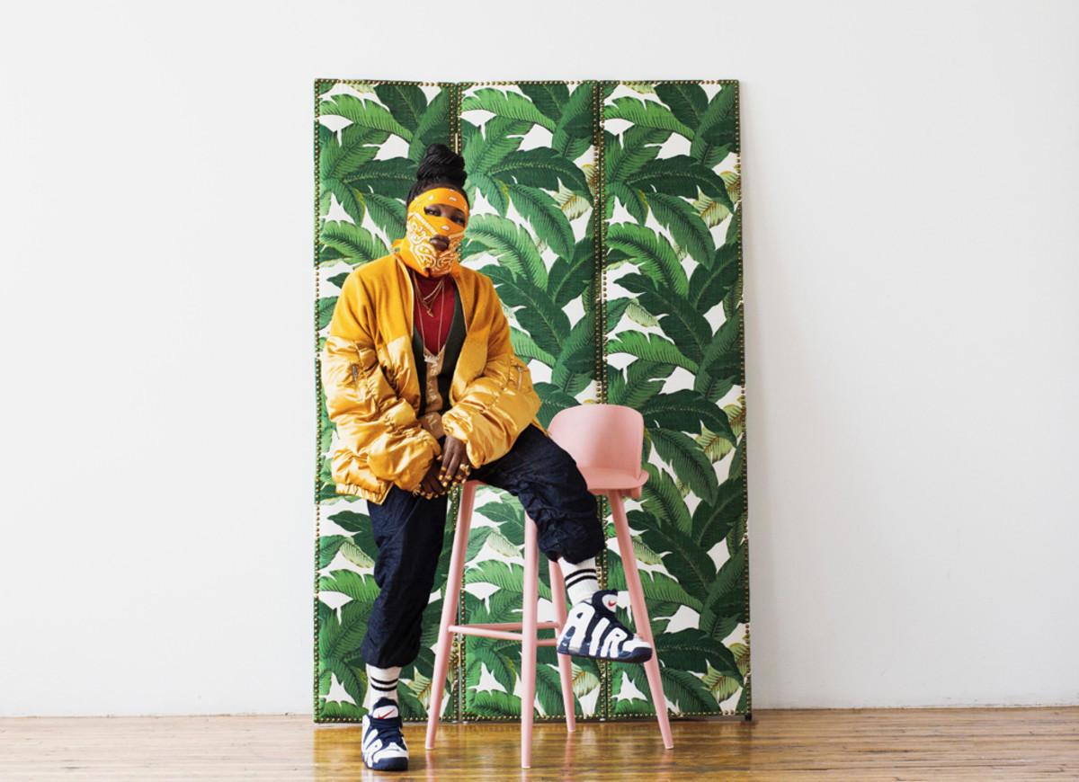 Leikeli47 Interview, 2018