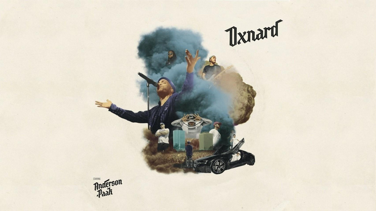 Anderson .Paak 'Oxnard' album review